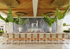 The Viceroy in Anguilla (interiors by Kelly Wearstler)