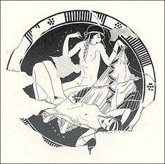 Sigismunds Vidbergs. Art Deco illustartion