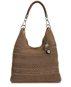The Sak Handbag, Bennet Crochet Handbags   Accessories - Macy s bd4feccd6c