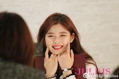 Post with 151 views. Kim Yoo Jung (The Julius Watch shooting Kim You Jung, Moonlight Drawn By Clouds, Beautiful S, Child Actresses, Asian Woman, Trending Memes, Model, Album, Princess