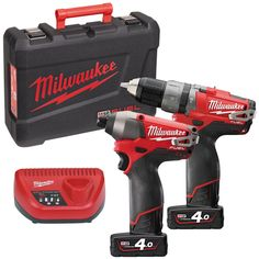 M12 FUEL™ powerpack (2 x 4.0 Ah) - http://www.machonko.pl/produkt/m12-fuel-powerpack-2-x-4-0-ah/