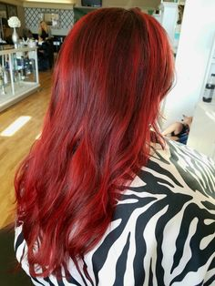 Now that's RED ❤ COLOR by Stephanie @ studio 138