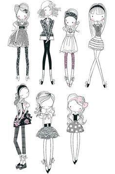 fabulous doodles illustrations - Google Search