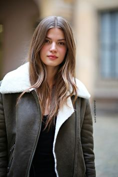 #FrederikkeWinther #offduty in Milan.