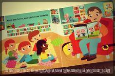 Ma librairie animée Editions Nathan