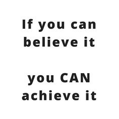 Just a little bit of food for thought. Have a great weekend guys! And dream BIG!