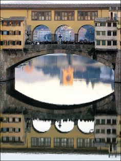 Like a mirror...  Italia: Firenze
