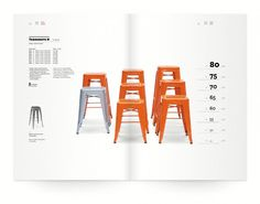 tolix catalog by superscript. Pretty photos, well-organized information