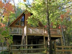 Bearadise - 1-3 Bedroom, 3 Bathroom Cabin Rental in Gatlinburg, Tennessee.