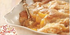 Peach Pudding Perfection! | The Baking Bit