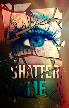 shattered Shatter Me book cover Gorgeous. Great Books To Read, I Love Books, Good Books, Shatter Me Series, Lunar Chronicles, Ya Books, Book Fandoms, Book Of Life, Book Nerd