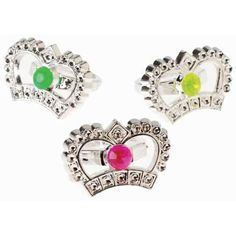 Crown Rings by US Toy ** Details can be found by clicking on the image.