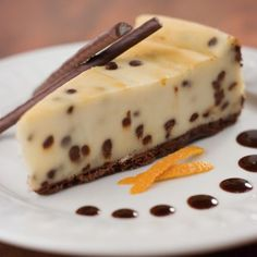 Cheese cake coco-choc