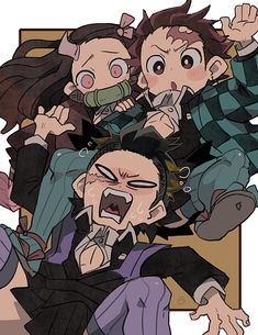 Imágenes random de Kimetsu no Yaiba - Zenitsu x Nezuko Otaku Anime, Manga Anime, Anime Demon, Anime Art, Demon Slayer, Slayer Anime, Dark Fantasy, Demon Hunter, Another Anime