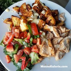 Soczysty filet z kurczaka a'la kebab Kung Pao Chicken, Food And Drink, Healthy Eating, Cooking, Ethnic Recipes, Diet, Meal, Cooking Recipes, Kochen