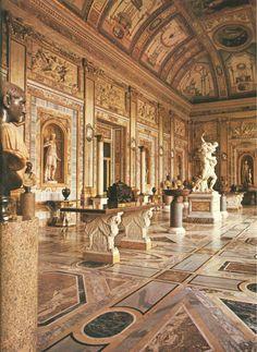 versaillesadness:  Villa Borghese, Rome, Italy.