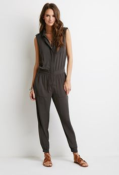 Classic Utility Jumpsuit   Forever 21   #foreverfestival
