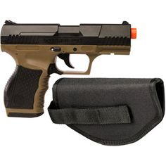 Crosman Airsoft Stinger P9T Pistol Kit, Desert Camo~$17.47