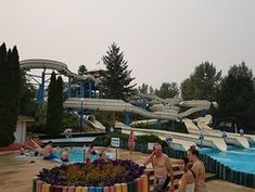 Salmon Arm Water Slides - All You Need to Know Before You Go - UPDATED 2018 (British Columbia) - TripAdvisor