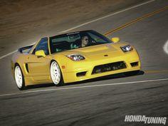 2002 Acura NSX Downforce NSX R Hood Photo 1