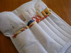 2011-01-24 - Bannalec - 026 Bobbin Lace, Blog, Crochet, Travel, Tejidos, Patterns, Sewing, Mesh, Bags