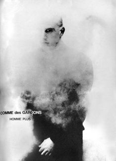 comme des garcons - Japanese fashion label headed by designer Rei Kawakubo and her husband Rei Kawakubo, Fashion Advertising, Advertising Campaign, Advertising Archives, Campaign Posters, Lindbergh, Comme Des Garcons Parfum, Comme Des Garçons Shirt, Carl Zeiss Jena