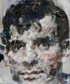 Portrait of Jack Kerouac by Sam Dillemans.