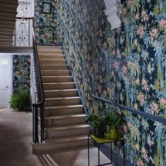 """102 Likes, 6 Comments - Linwood Fabrics & Wallpapers (@linwood_fabric) on Instagram: """"It's just a couple of days until @ldndesignfair where our design team will be showcasing Tango and…"""""""