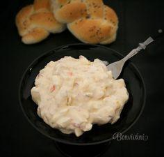 Hermelínový šalát • recept • bonvivani.sk