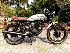 Honda Cgl 125 Honda Cgl 125, Honda 125, Cafe Racing, Cafe Racer Motorcycle, Cheap Bikes, Scooter Bike, Hot Bikes, Vintage Bikes, Scrambler