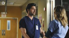 Grey's Anatomy saison 8 : la tension monte entre Derek et Meredith !