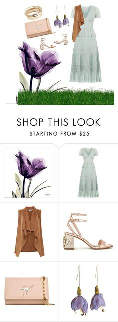 """Spring Awakening"" by crazyboo123 on Polyvore featuring Temperley London, Jack BB Dakota, Miss Selfridge, Giuseppe Zanotti and Valentino"