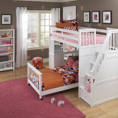 NE kids has designed large collections that are available in multiple finishes with the goal of making it easier to find the perfect room for Any Kid.