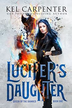 Lucifer's Daughter – Custom book cover design for print, digital and audio books Teen Romance Books, Paranormal Romance Books, Romance Novels, Fantasy Book Covers, Fantasy Books, Love Book, Book 1, Books To Buy, Books To Read