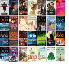 "Wednesday, March 30, 2016: The Winterset Public Library has five new bestsellers, six new videos, three new audiobooks, five new children's books, and 23 other new books.   The new titles this week include ""The Hateful Eight,"" ""Concussion,"" and ""Forsaken."""