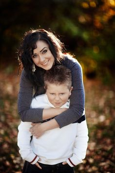 Like Mother Like Son by Dannielle Jennifer Oswell, via 500px