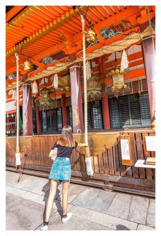 The Best Things To Do In Kyoto! Temples, Food, Cool Cafes & more. Click through to check out my Kyoto travel Itinerary on Hedonistit.com