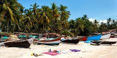 Palolem beach, South Goa - Dimos