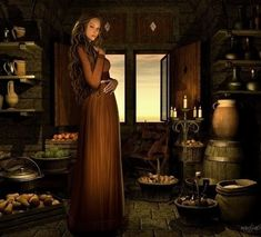 Self Dedication Ritual for the Solitary Witch - LEGION of PAGAN