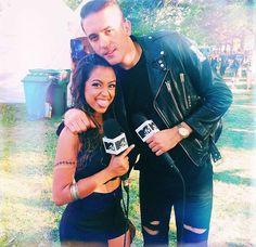 Liza Koshy and G-Eazy