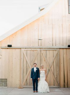 After spending the first year of their relationship traveling through 25 countries, Mollie and Aaron decided to head home for a wedding in St. Unique Weddings, Real Weddings, Cedar Creek, Before Us, Industrial Wedding, Rustic Barn, Dream Decor, Spring Wedding, Elegant Wedding