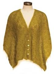 Diamanten Shawl Knit Pattern