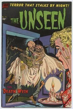 The Unseen #13