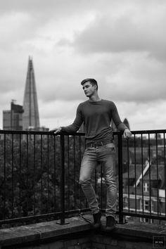 Ben at Elite London, shot by Brian HK Chan (BCHK)