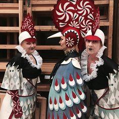 This Girl Lel: January 2015 Klaus Haapaniemi, fashion, costume, graphic, illustrator, opera, birds, animals, pattern