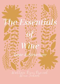 Through a series of exercises you will understand the complex tastes and textures in a wine Chenin Blanc, White Wine, Red Wine, Wine Guide, Sparkling Wine, Wine Tasting, Wine Recipes, Wines, Valentines