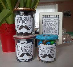 Kit et cadeaux gourmands on pinterest diy kits mug - Idee emballage cadeau original ...