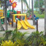 parquinho infantil canabrava resort, viajando para o nordeste com crianças