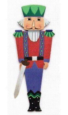 HAVE IT! HKK Embellish Your Story Roeda - Magnet Embellishment - Nutcracker