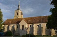 Eglise Saint-Anne te Lorrez-le-Bocage (Seine-et-Marne 77)